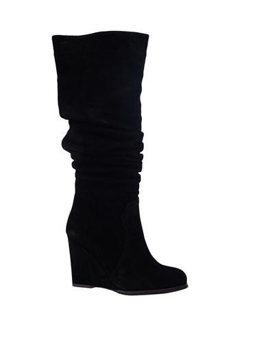 Black Pepper Çizme Siyah